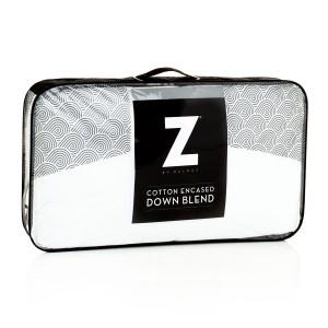 Malouf Z Cotton Encased Down Blend Pillow