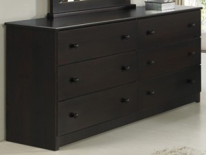 Innovations Espresso 6 Drawer Dresser