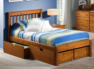 Innovations Laguna Bed - Pecan