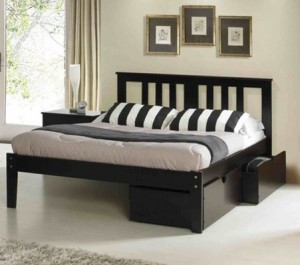 Innovations Milan Platform Bed - Espresso