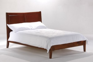 Night & Day Saffron Platform Bed (Cherry)