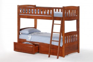 Night & Day Cinnamon Bunk (Cherry)