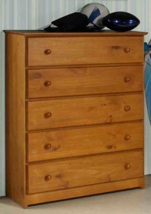Tucson 5 Drawer Chest