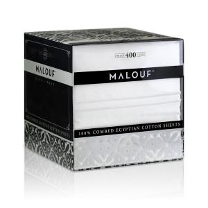 Malouf Woven™ 400 TC Egyptian Cotton Sheets