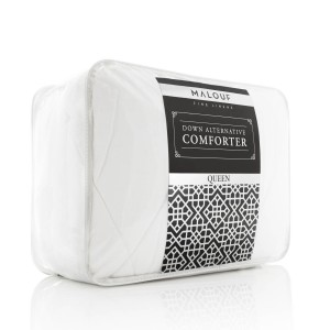 Malouf Woven™ Down Alternative Comforter - Packaging