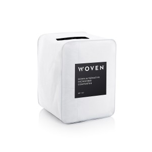 Malouf Woven™ Down Alternative Microfiber Comforter - Packaging