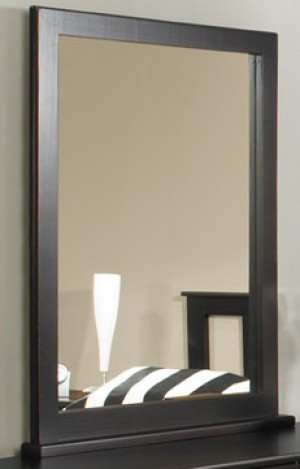 Innovations Espresso Landscape Mirror
