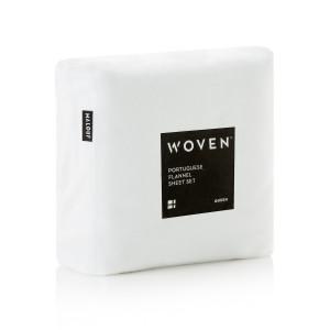 Malouf Woven™ Portuguese Flannel Sheets