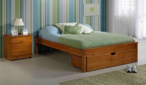 Innovations Cheyenne Bed - Pecan