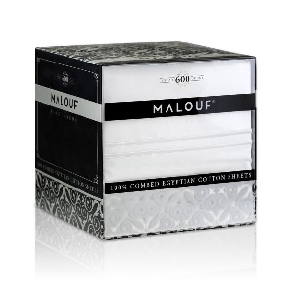 Malouf Woven™ 600 TC Egyptian Cotton Sheets