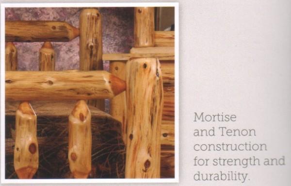 Mortise & Tenon Construction
