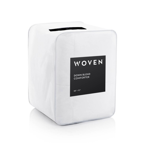 Malouf Woven™ Down Blend Comforter Packaging