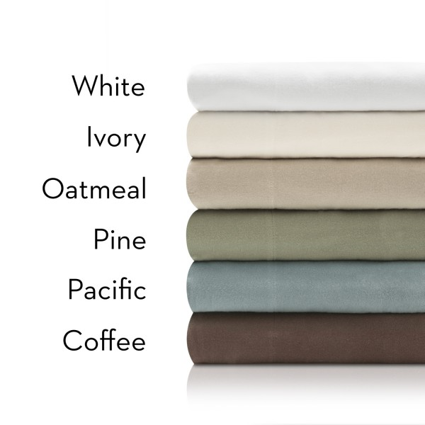Malouf Woven™ Portuguese Flannel Sheets - Colors