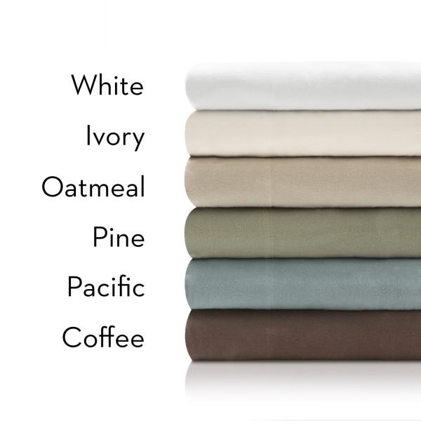 Malouf Woven™ Portuguese Flannel Sheets - Colors