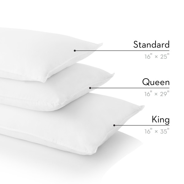 Malouf Z Gelled Microfiber Pillow - Sizes