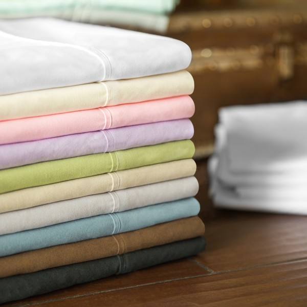 Malouf Woven™ Brushed Microfiber Sheets