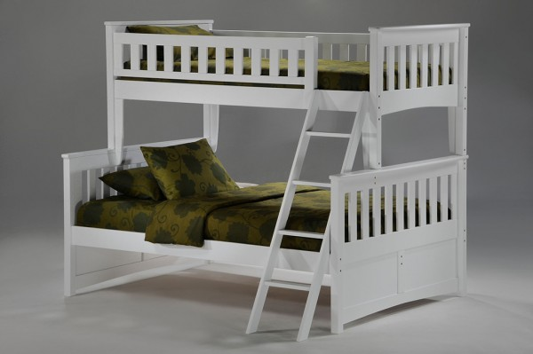 Night & Day Ginger Bunk (White)