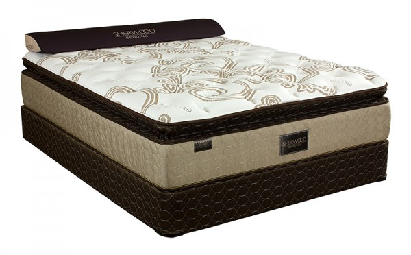 Sherwood Stafford Jumbo Pillow Top