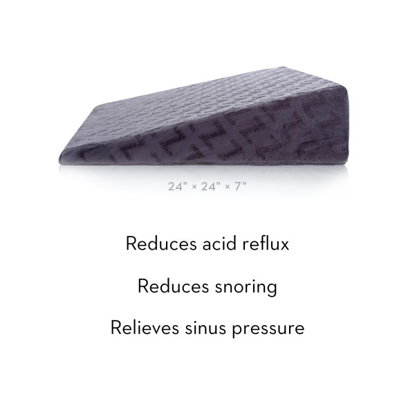 Malouf Z Wedge™ Pillow - Description