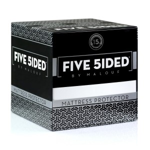 Malouf  Five 5ided® Smooth Mattress Protector